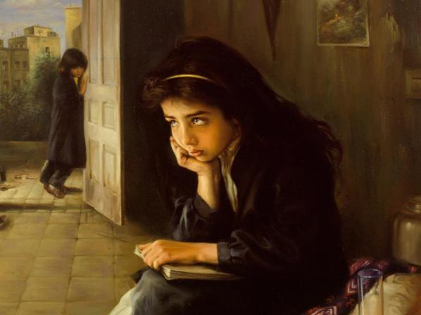 A leitura rompe limites, cria horizontes ...