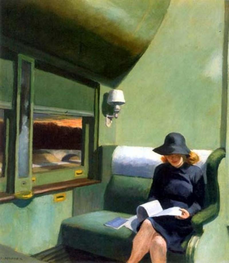 Há sempre um sentido de desbravamento no ato de ler...