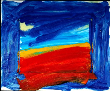 Obra de Howard Hodgkin