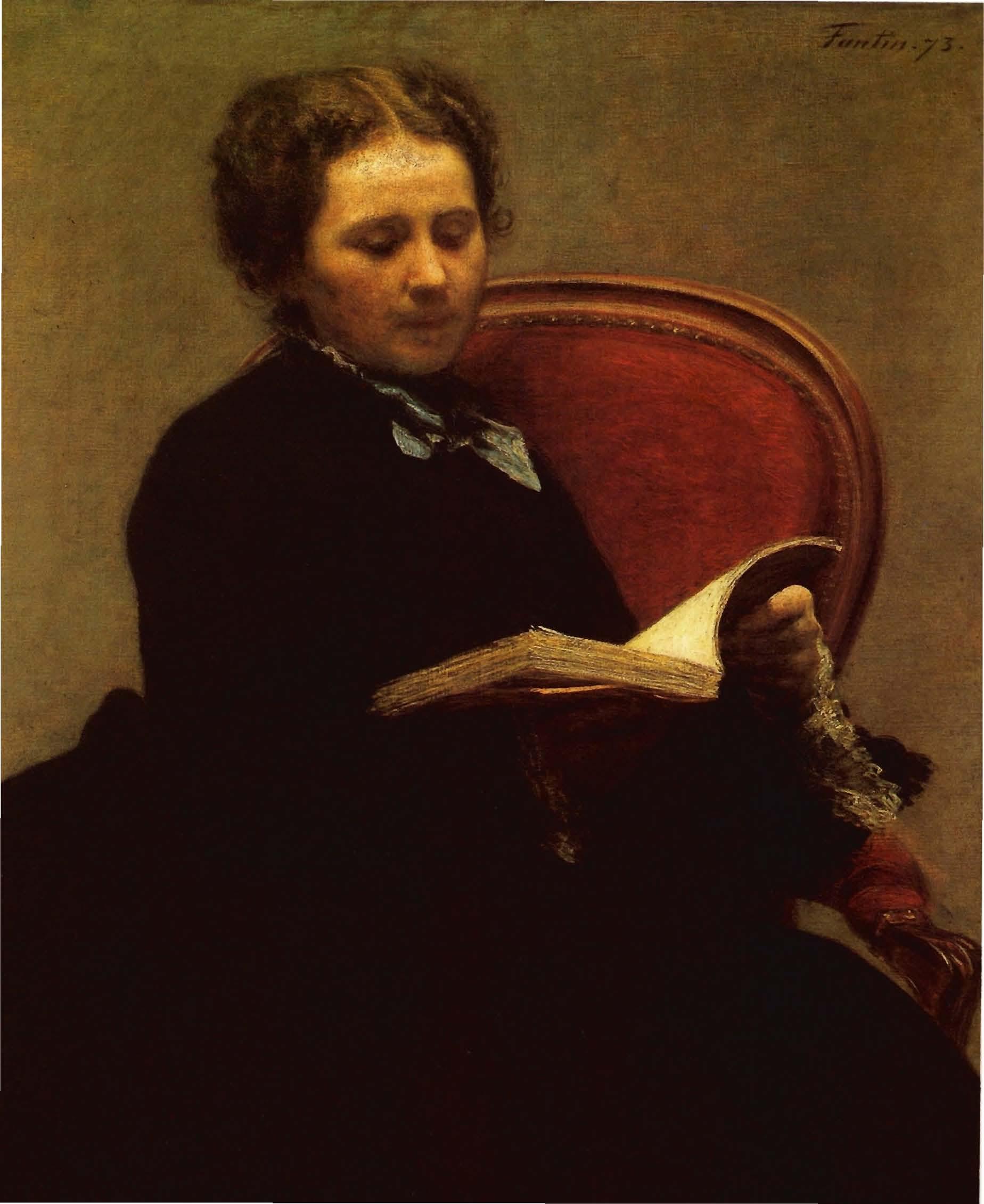 Victoria de Henri Fantin-Latour