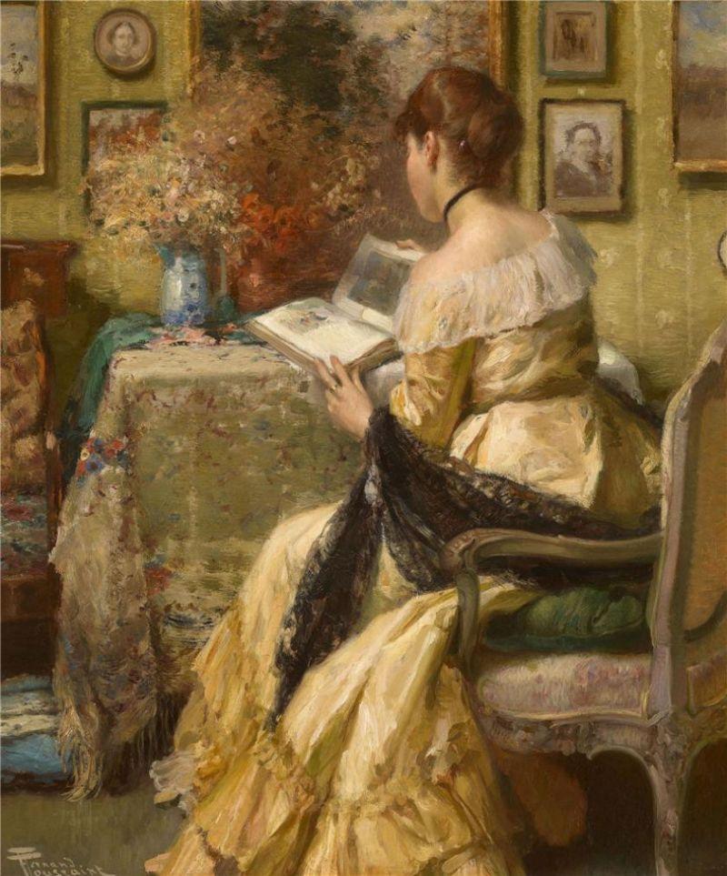 Obra de Fernand Toussaint