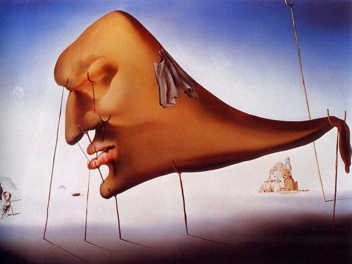 O Sonho de Salvador Dali
