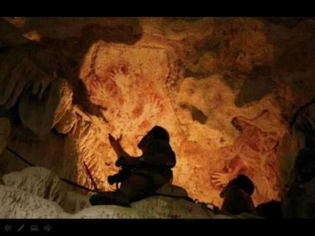 Alegoria da Caverna.