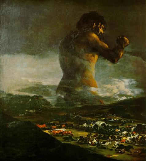 O Colosso de Goya