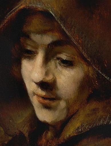 Rembrandt - Retrato de Tito
